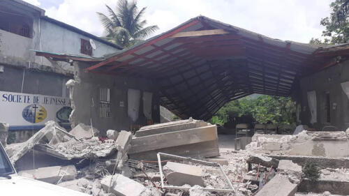 Haiti-Adventist-Church-south-destroyed2021